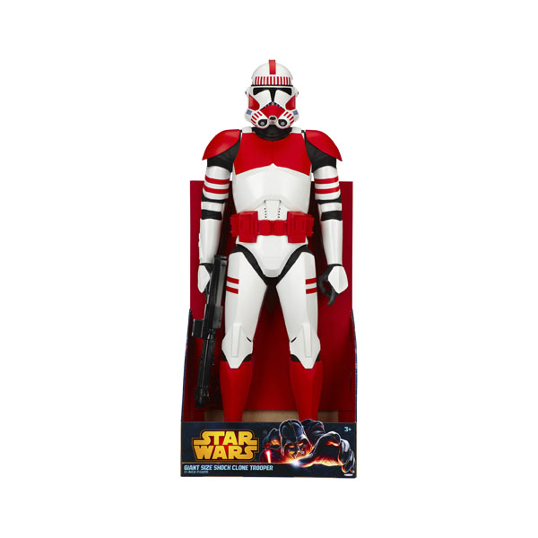 Big Figures 65219 Большая фигура Звездные Войны Шок Клон, 79 см.