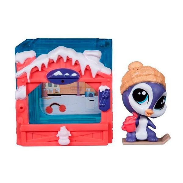 Hasbro Littlest Pet Shop B0092 Литлс Пет Шоп Игровой тематический набор (в ассортименте)