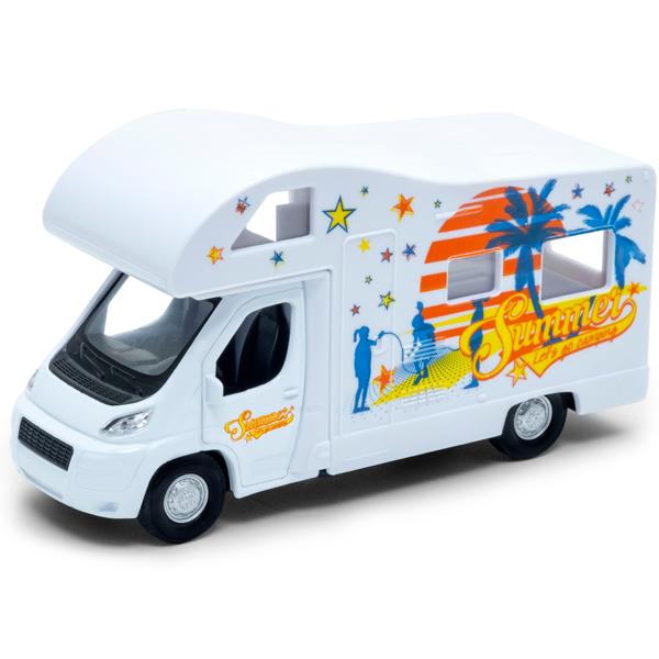 Welly 92658 Велли Модель машины Camper Van