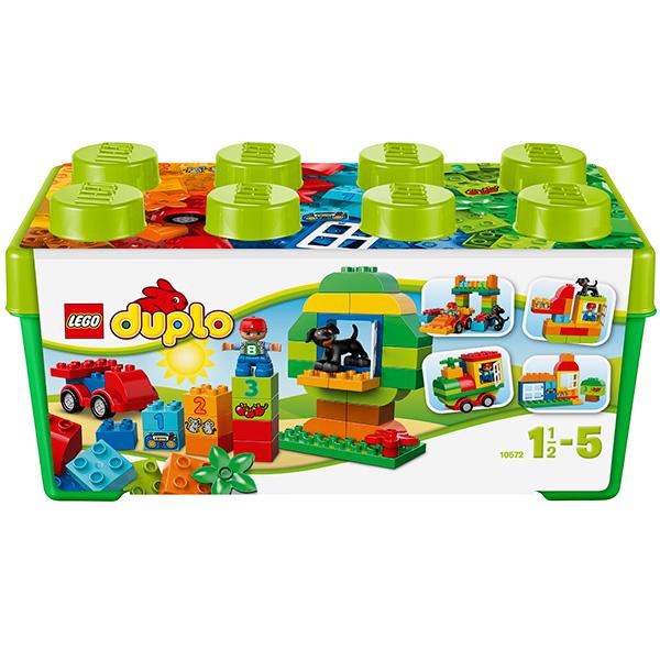 LEGO DUPLO 10572 Конструктор ЛЕГО ДУПЛО Механик