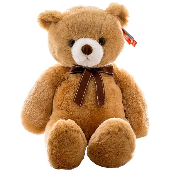 Фото Aurora 15-324 Аврора Медведь коричневый, 65 см