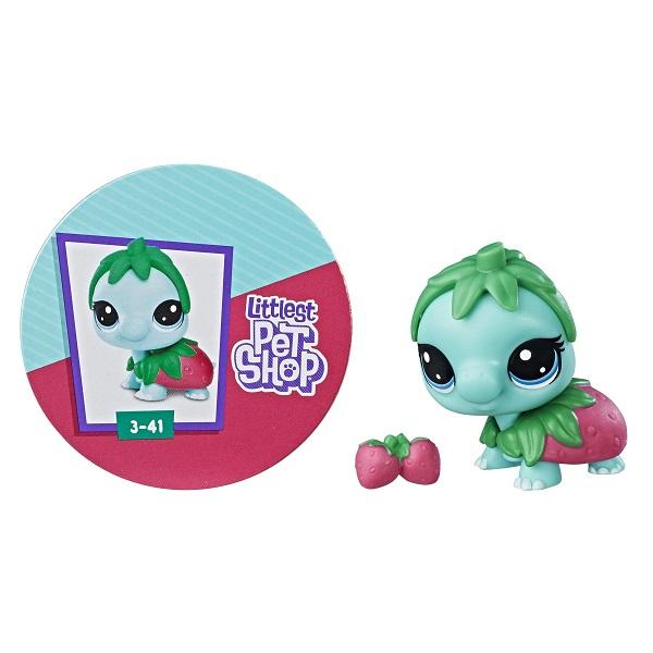 Hasbro Littlest Pet Shop E5216 Пет в консервной банке