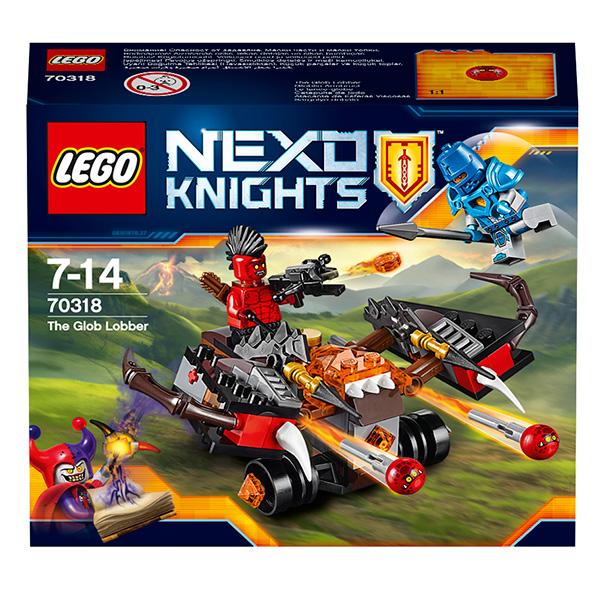 Lego Nexo Knights 70318 Конструктор Лего Нексо Шаровая ракета