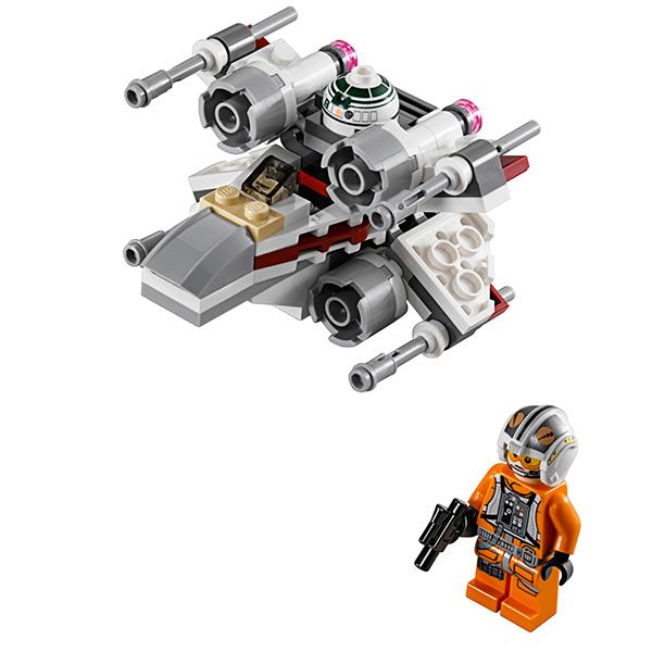 Lego Star Wars 75032 Конструктор Лего Звездные войны Истребитель X-Wing