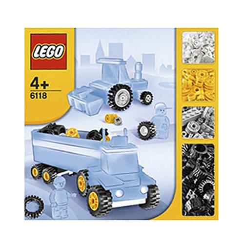 Конструктор Lego Creator 6118 Колеса