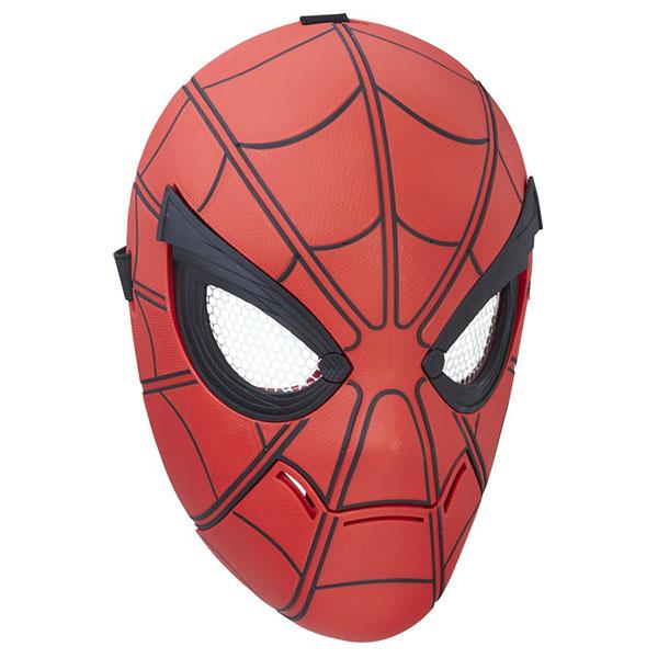 Hasbro Spider-Man B9695 Интерактивная маска Человека-Паука тканевая маска из нового человека паука