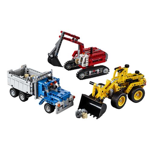 Конструктор Lego Technic 42023 Лего Техник Строительная команда