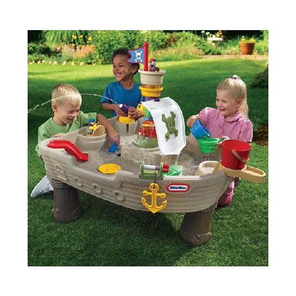"""Little Tikes 615924_33 Литл Тайкс Игровой стол """"Пиратский корабль"""""""