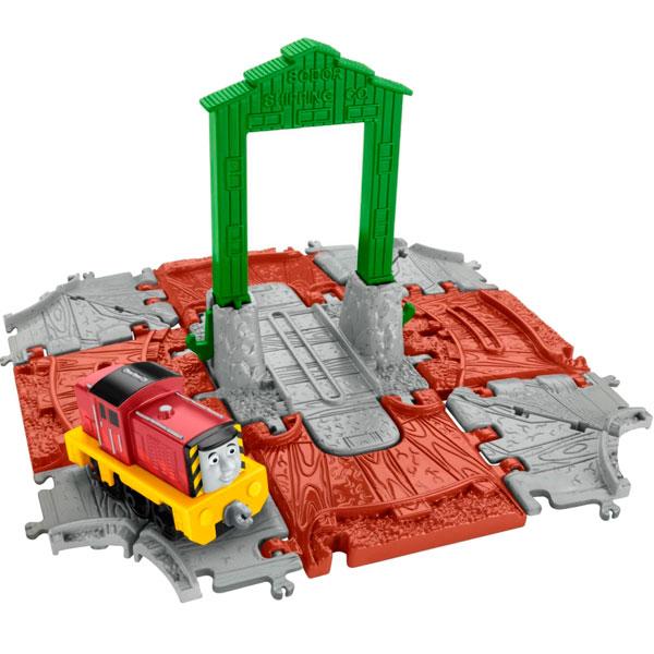 Mattel Fisher-Price FBC54 Мой первый Томас Переносные игровые наборы Куб