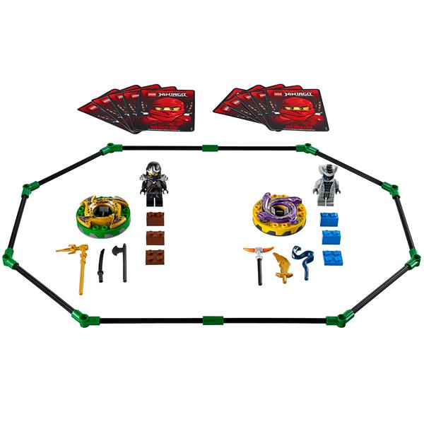 Lego Ninjago 9579 Конструктор Лего Ниндзяго Набор для начинающих