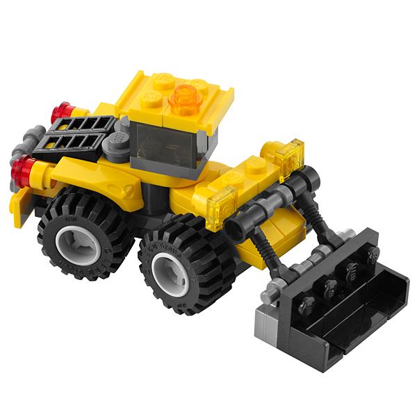 Конструктор Лего Криэйтор 5761 Мини-экскаватор