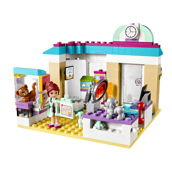 Лего Подружки 41085 Конструктор Ветеринарная клиника