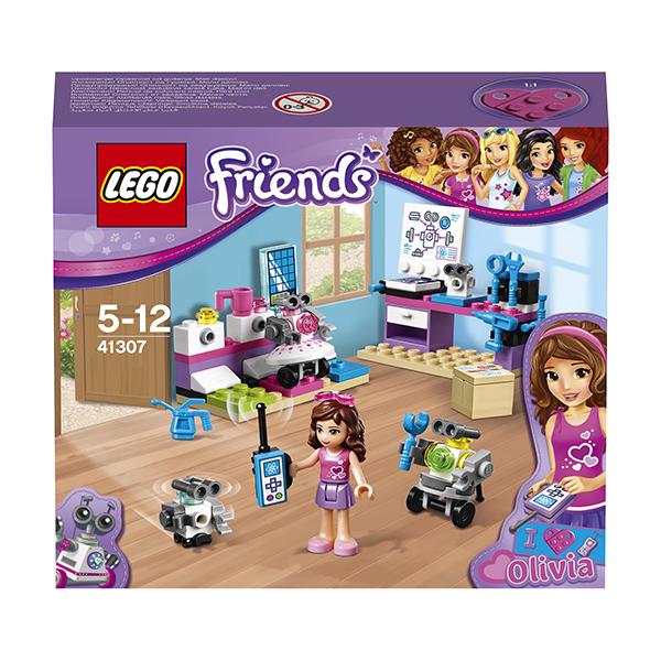 Lego Friends 41307 Конструктор Лего Подружки Творческая лаборатория Оливии
