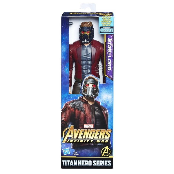 Hasbro Avengers E0570/E1427 Фигурка МСТИТЕЛИ Титаны Звездный Лорд