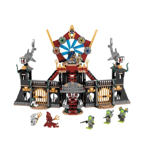 Lego Atlantis 8078_1 Конструктор Лего Атлантис Ворота Атлантиды