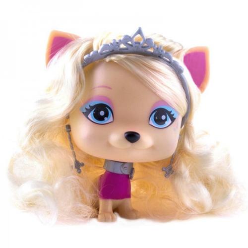 Детская игрушка Vip Pets 711334 Собака Скарлетт с аксессуарами