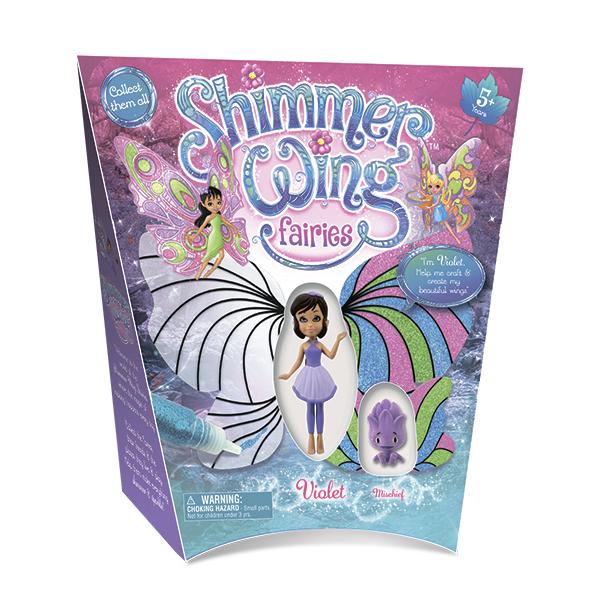 Shimmer Wing SWF0006b Игровой набор Фея Фиалка