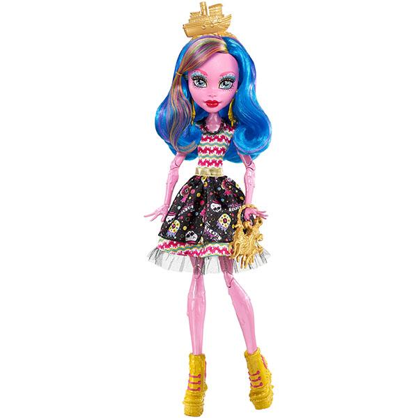 """Mattel Monster High FBP35 Школа Монстров Гулиопа Джеллингтон из серии """"Пиратская авантюра"""""""