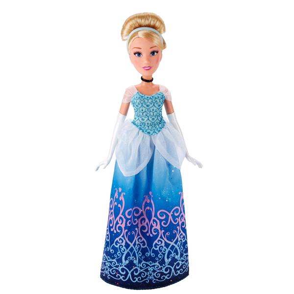 Hasbro Disney Princess B5288 Классическая модная кукла Принцесса Золушка hasbro модная кукла принцесса в юбке с проявляющимся принтом принцессы дисней b5295 b5299