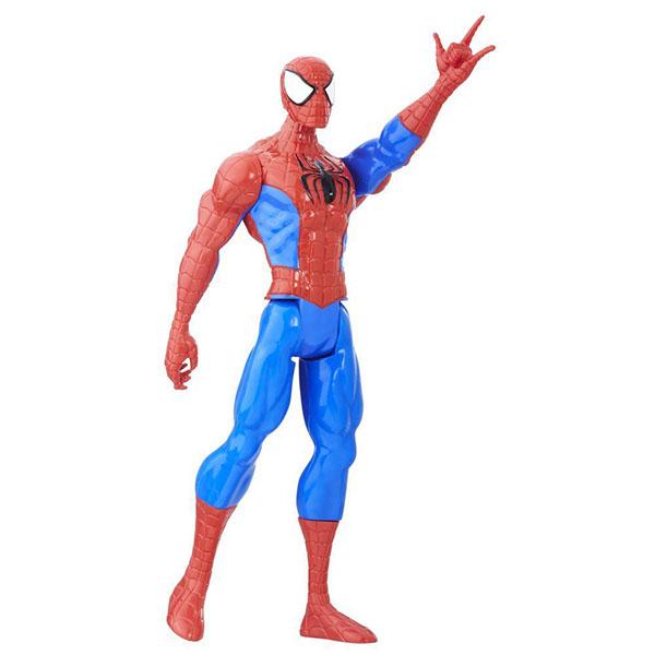 Spider-Man B9760 Фигурка Титаны: Человек-паук пластилин spider man 10 цветов