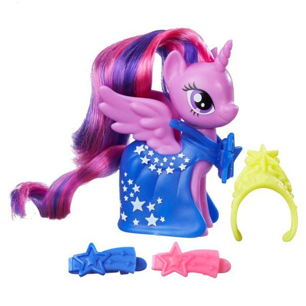 Hasbro My Little Pony B8810 Май Литл Пони Пони-модницы (в ассортименте) hasbro my little pony b3604 май литл пони мейнхеттен в ассортименте