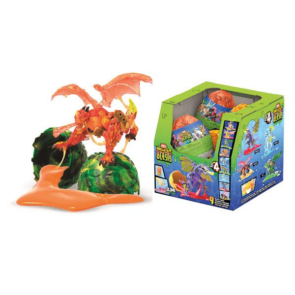 """Mattel Mega Bloks GCK31 Mega Construx """"Удивительные звери"""" в яйце (в ассортименте)"""
