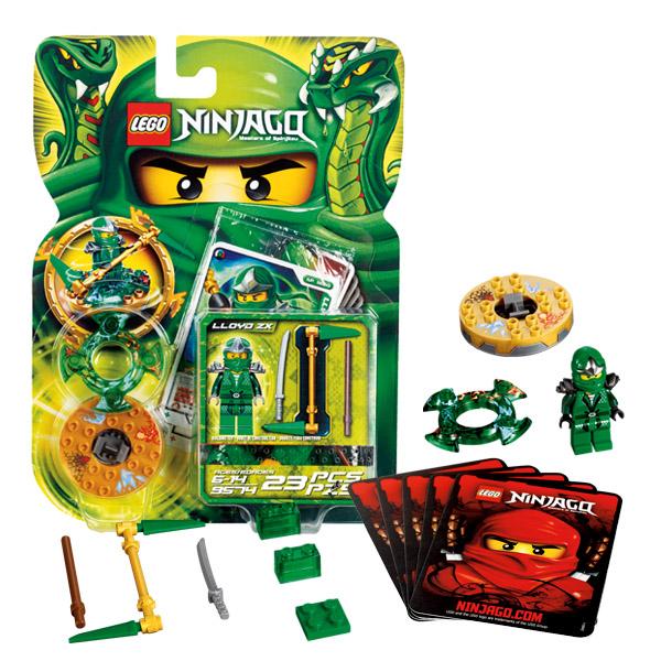 Lego Ninjago 9574 Конструктор Лего Ниндзяго Ллойд ZX
