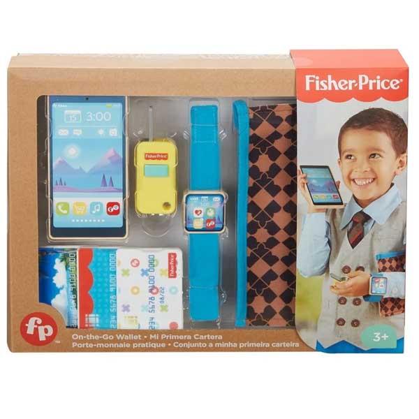 """Mattel Fisher-Price GGT58 Фишер Прайс Игровой набор """"Бизнесмен"""""""