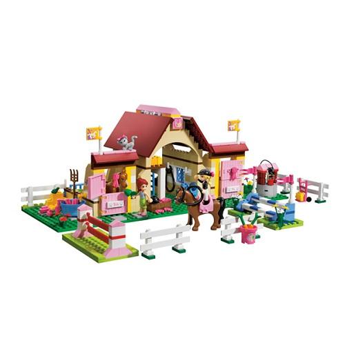 Lego Friends 3189 Конструктор Городские конюшни