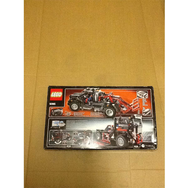 Lego Technic 9395_1 Конструктор Лего Техник Тягач