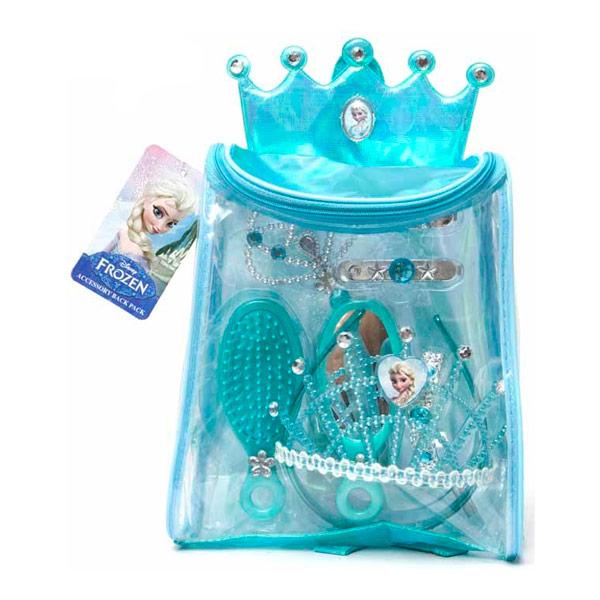 """Принцессы 82556 Рюкзачок с аксессуарами """"Холодное сердце"""""""