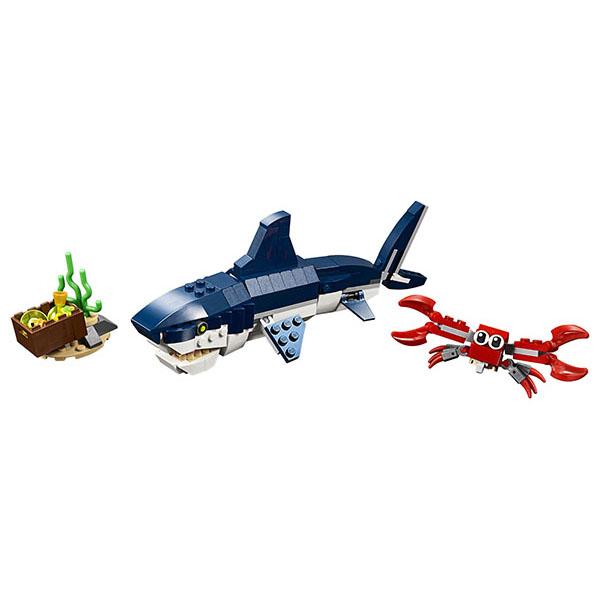 LEGO Creator 31088 Конструктор ЛЕГО Криэйтор Обитатели морских глубин