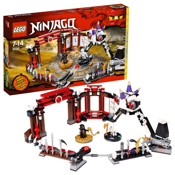 Lego Ninjago 2520 Конструктор Лего Ниндзяго Боевая Арена Ninjago
