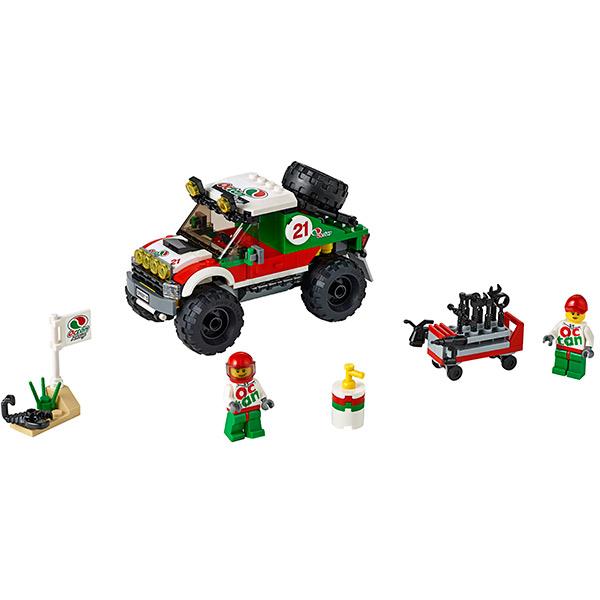 Lego City 60115 Конструктор Лего Город Внедорожник 4x4