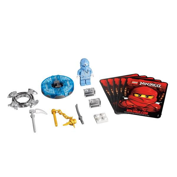 Lego Ninjago 9590 Конструктор Лего Ниндзяго Энерджи Зейн