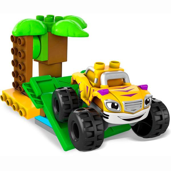 Mattel Mega Bloks DXF23 Мега Блокс Монстр - трак
