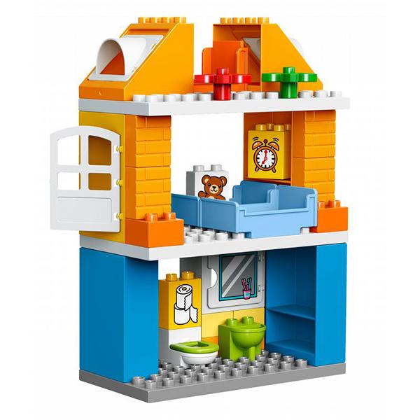 LEGO DUPLO 10835 Конструктор ЛЕГО ДУПЛО Семейный дом