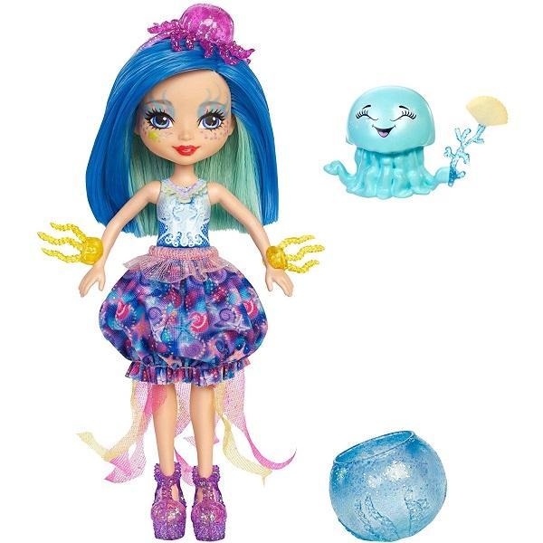 Mattel Enchantimals FKV57 Морские подружки с друзьями mattel mattel кукла ever after high мишель мермейд
