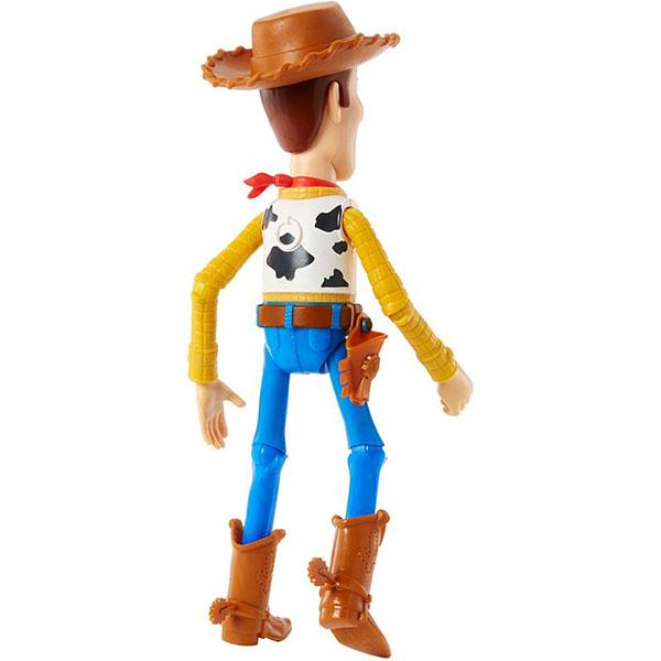 Mattel Toy Story GDP68 История игрушек-4, фигурка шерифа Вуди