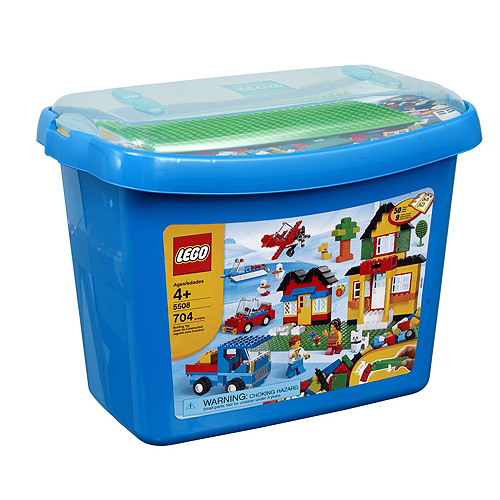 Конструктор Lego Creator 5508 Огромная коробка с кубиками