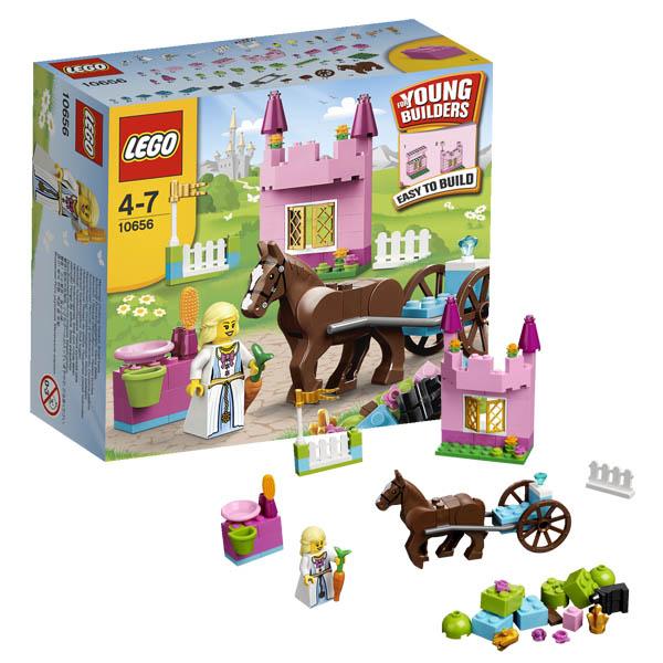 Конструктор Лего Криэйтор 10656 Конструктор Замок принцессы