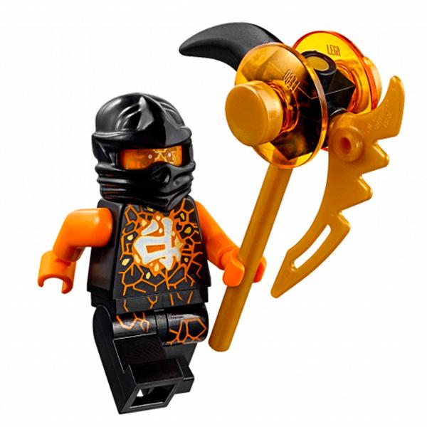Lego Ninjago 70741 Конструктор Лего Ниндзяго Флайер Коула