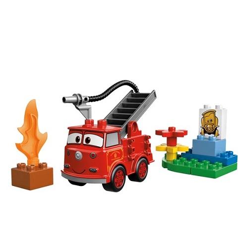 Lego Duplo Cars 6132_1 Конструктор Лего Дупло Тачки 2 Шланг