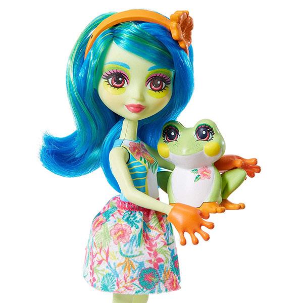 Mattel Enchantimals GFN43 Кукла с любимой зверюшкой