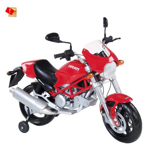 Детский электромобиль Peg-Perego 0007 Ducati Monster