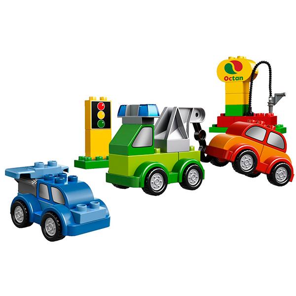 Лего Дупло 10552 Конструктор Машинки-трансформеры