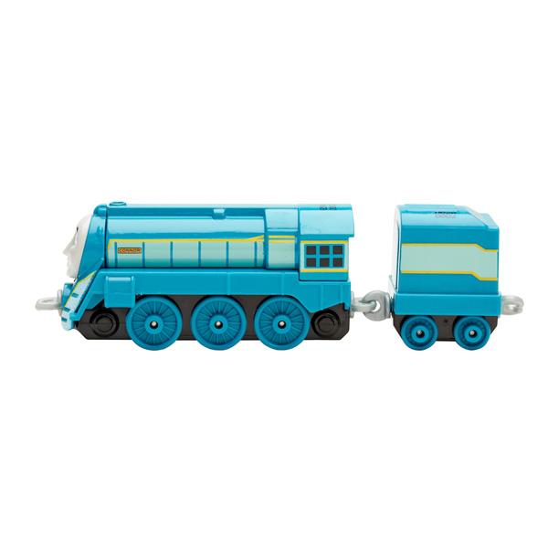 Mattel Thomas & Friends CDW95 Томас и друзья Паровозик Коннор с прицепом