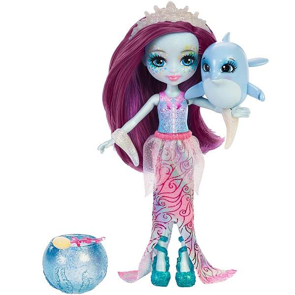 Mattel Enchantimals FKV55 Морские подружки с друзьями mattel mattel кукла ever after high мишель мермейд