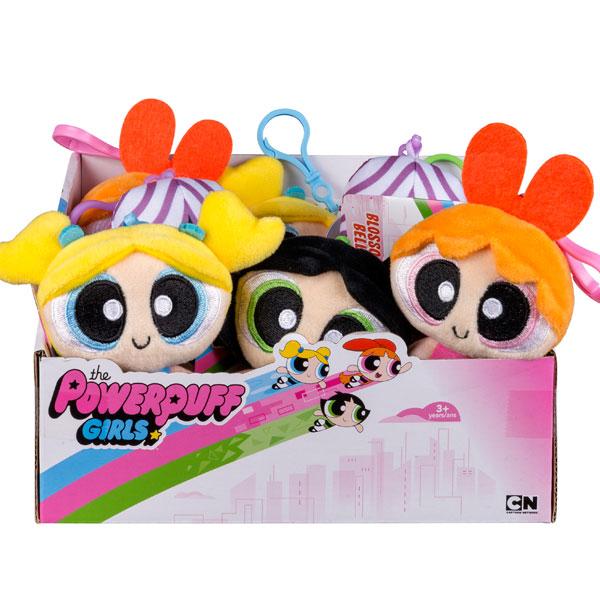 Powerpuff Girls 22321 Брелок из мягкой ткани в виде героини (в ассортименте)