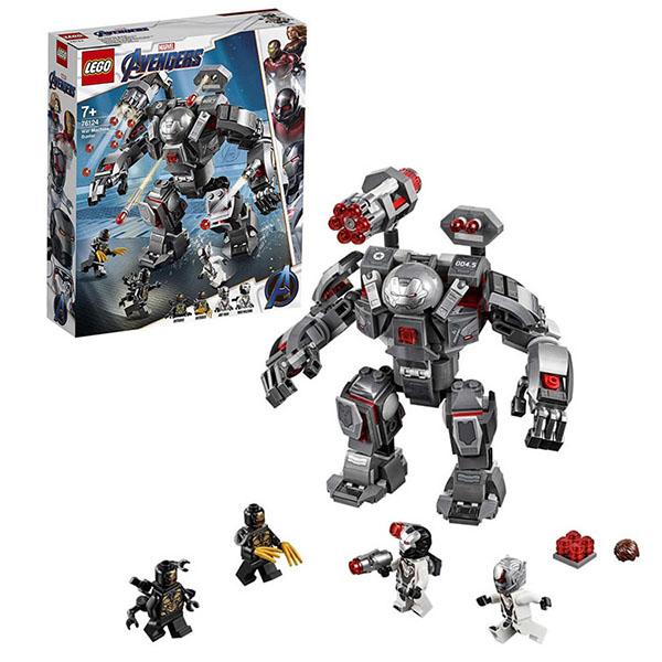 Lego Super Heroes 76124 Супер Герои Воитель цены